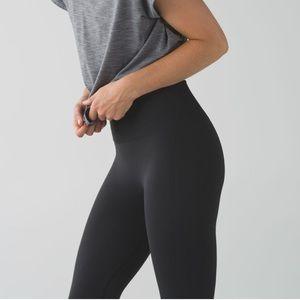Lululemon Zone In Compression leggings (Black)
